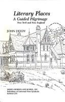Cover of: Literary places | John G. Deedy