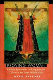 Cover of: Proving woman