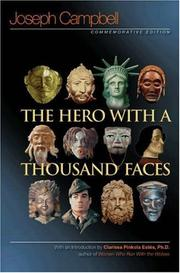 Cover of: The hero with a thousand faces