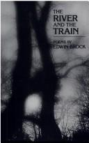 Cover of: The river and the train