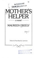 Cover of: Mother's Helper