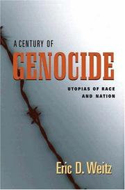 Cover of: A Century of Genocide