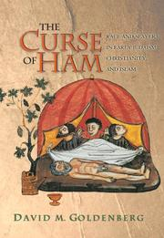 Cover of: The Curse of Ham | David M. Goldenberg