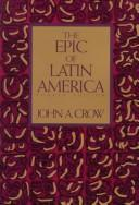 Cover of: The epic of Latin America