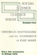 Cover of: Materialismo storico ed economia marxistica