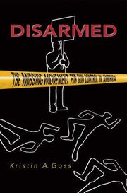 Cover of: Disarmed | Kristin A. Goss