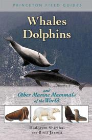 Cover of: Whales, Dolphins, and Other Marine Mammals of the World (Princeton Field Guides)