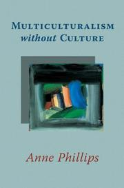 Cover of: Multiculturalism without Culture