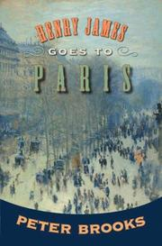 Cover of: Henry James goes to Paris