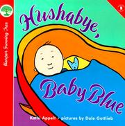 Cover of: Hushabye, baby blue