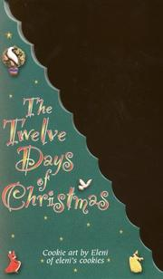 Cover of: Twelve days of Christmas