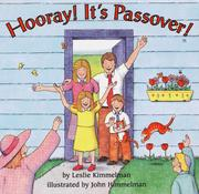 Cover of: Hooray! It's Passover!