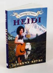 Cover of: Heidi Book and Charm