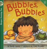 Cover of: Bubbles, bubbles