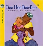 Cover of: Boo hoo boo-boo