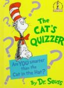 Cover of: The cat's quizzer