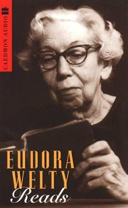 Cover of: Eudora Welty Reads