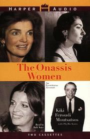 Cover of: Onassis Women |