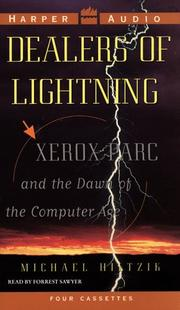 Cover of: Dealers of Lightning |