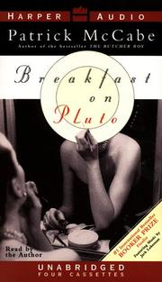 Cover of: Breakfast on Pluto - |