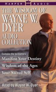 Cover of: Wisdom of Wayne W. Dyer Audio Collection, The