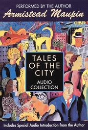 Cover of: Tales of The City Audio Collection
