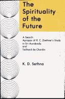 Cover of: The spirituality of the future