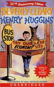 Cover of: Henry Huggins (50th Anniversary Edition: Includes an Interview with the Author) | Beverly Cleary