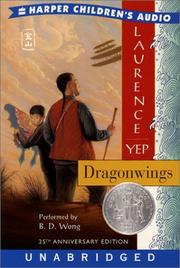 Cover of: Dragonwings | Laurence Yep