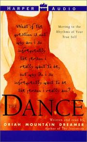 Cover of: Dance, The | Oriah