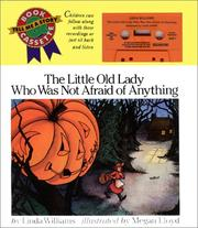 Cover of: The Little Old Lady Who Was Not Afraid of Anything