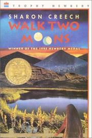 Cover of: Walk Two Moons Audio