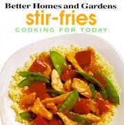Cover of: Better Homes and Gardens Cooking for Today