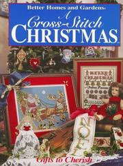 Cover of: Better Homes and Gardens a Cross-Stitch Christmas