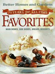 Cover of: 75 years of all-time favorites |