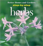 Cover of: Step-By-Step Herbs | Catriona Tudor Erler