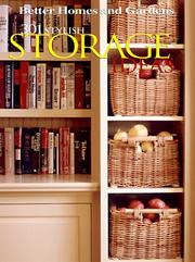 Cover of: 301 stylish storage ideas |