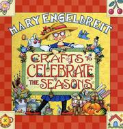 Cover of: Crafts to Celebrate the Seasons | Mary Engelbreit