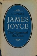 Cover of: James Joyce, the citizen and the artist
