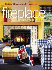 Cover of: Fireplace | Better Homes and Gardens