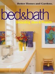 Cover of: Bed & Bath | Better Homes and Gardens