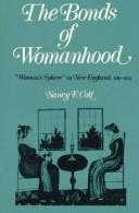The bonds of womanhood