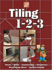 Cover of: Tiling 1-2-3 | Charles Wing