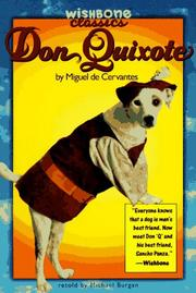 Cover of: Don Quixote