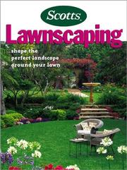Cover of: Lawnscaping | Scotts