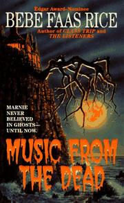 Cover of: Music from the Dead