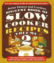 Cover of: Biggest Book of Slow Cooker Recipes 2 |