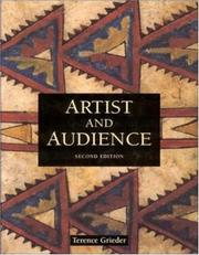 Artist and audience by Terence Grieder