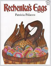 Cover of: Rechenka's Eggs (Paperstar)