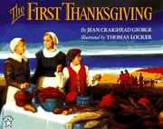Cover of: The First Thanksgiving